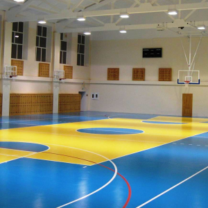 Спортивный линолеум